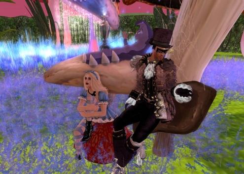 Alice and Mad Mushrooms