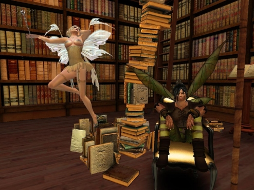 Fae Library